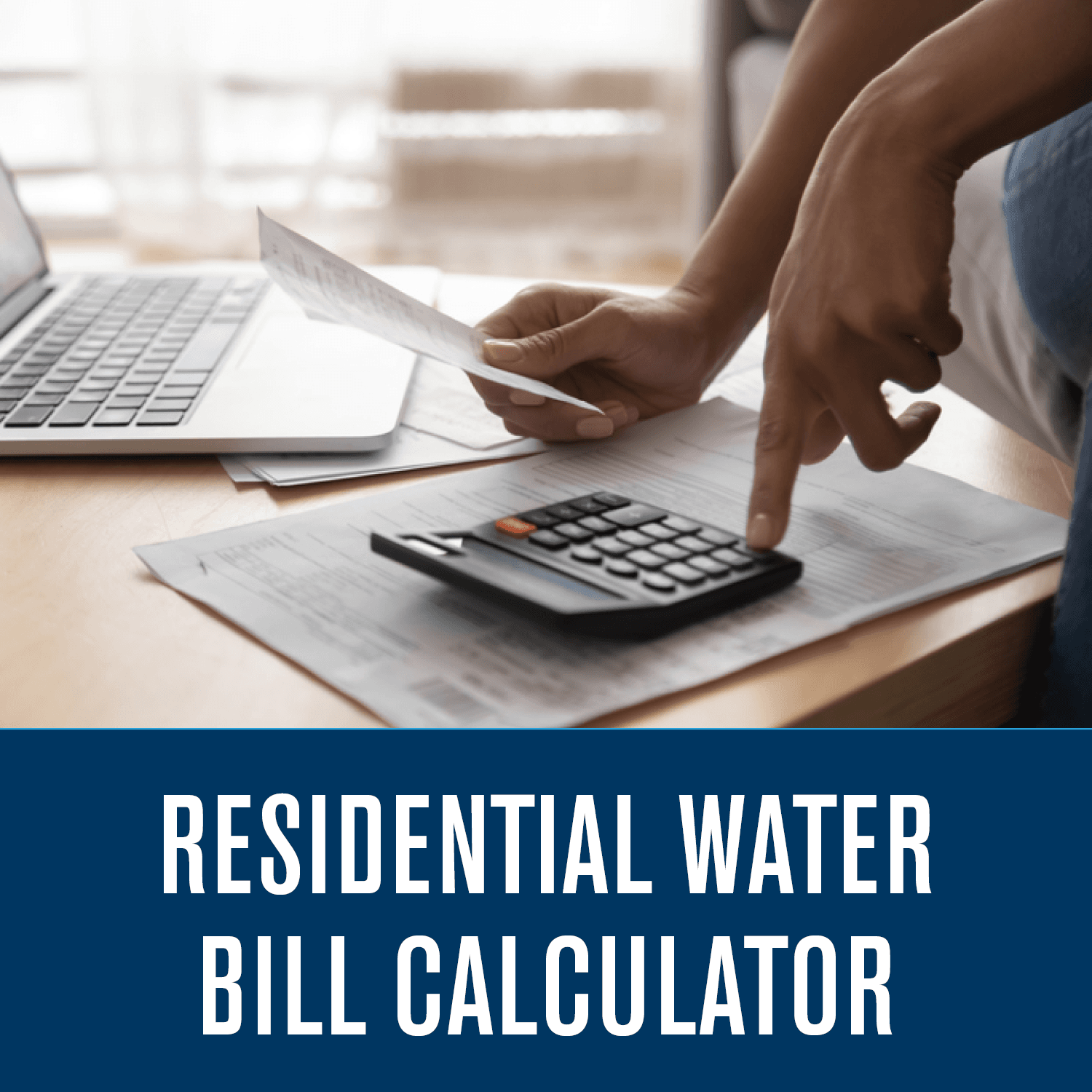 Water Bill Calculator