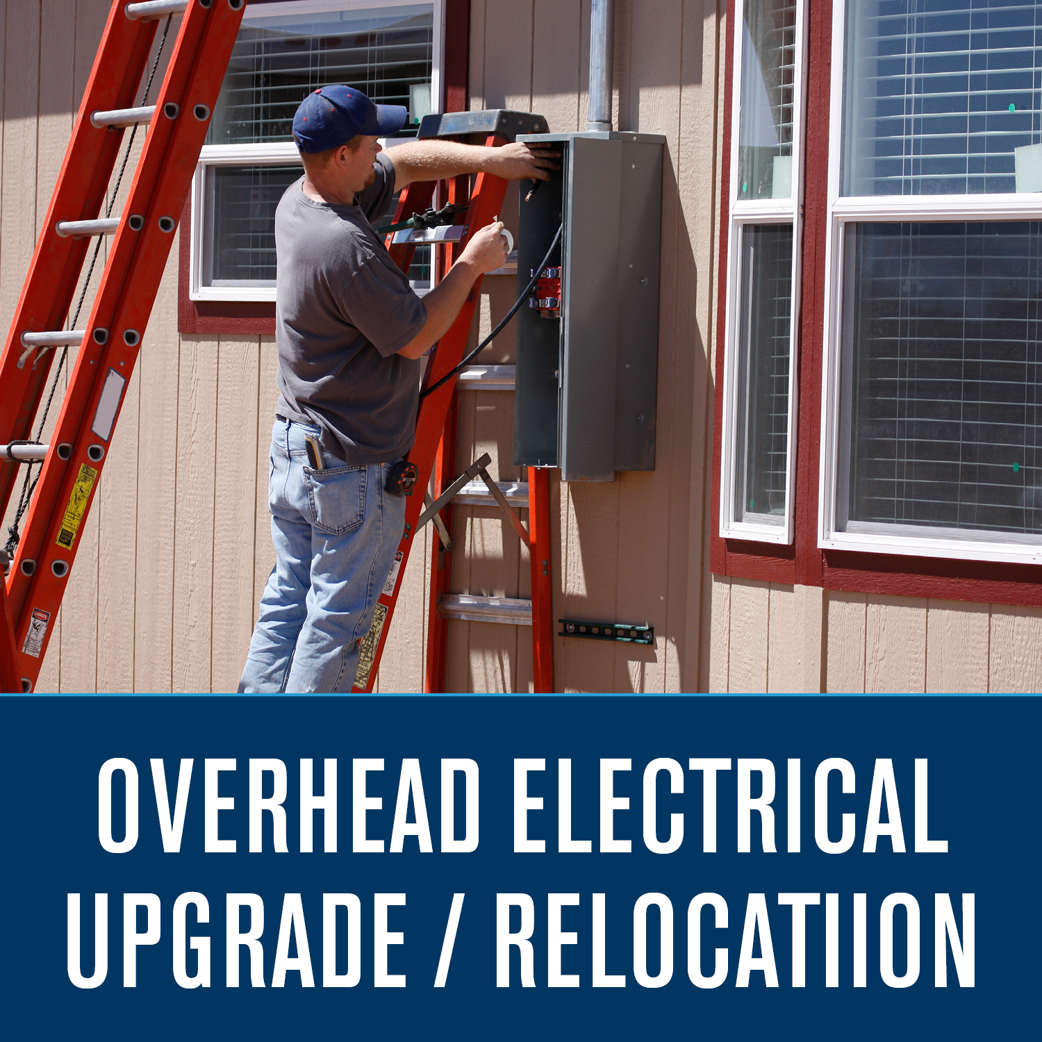 Overhead Electrical Upgrade