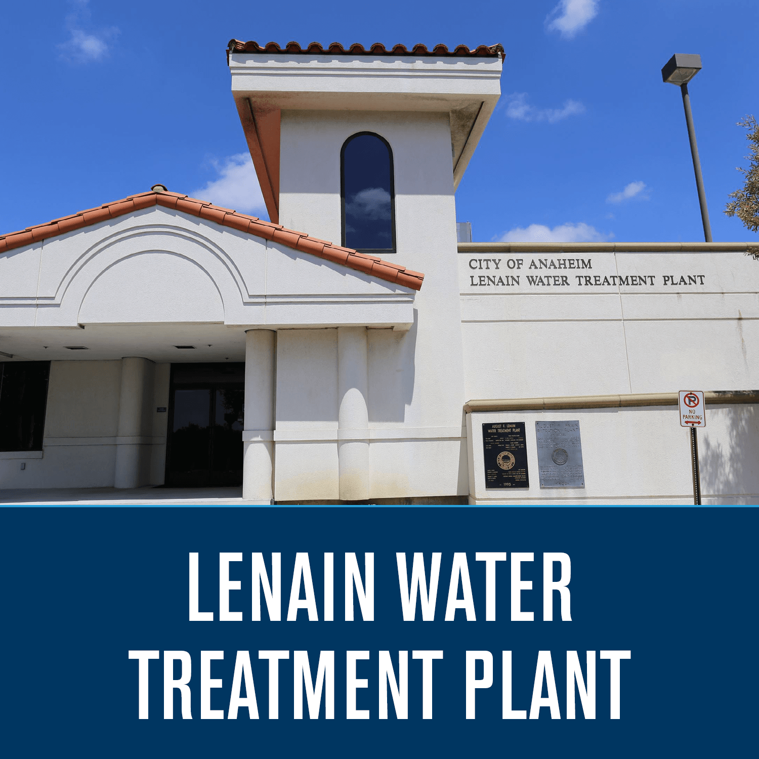 Lenain Water Treatment Plant