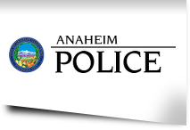 Anaheim Police Department Logo